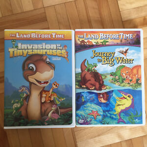KIDS DVDs USED West Island Greater Montréal image 3