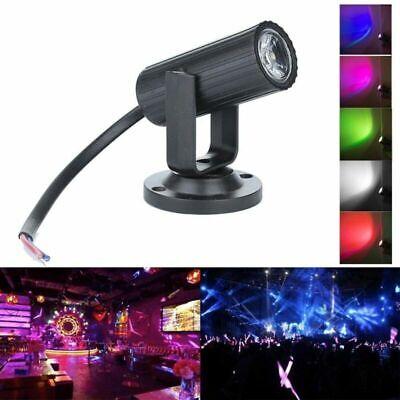 Christmas Disco Party Lights Strobe LED Dj Ball Activated Bulb Dance Lamp Decor ()