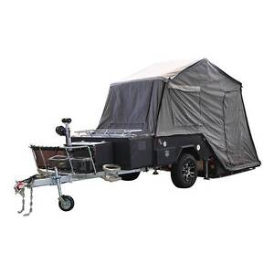 Ranger Camper Trailer (Black or Grey) - Christmas Special Dandenong South Greater Dandenong Preview