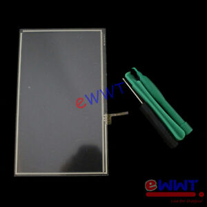 Replacement LCD Touch Screen Glass Unit +Tool for Nintendo Wii U