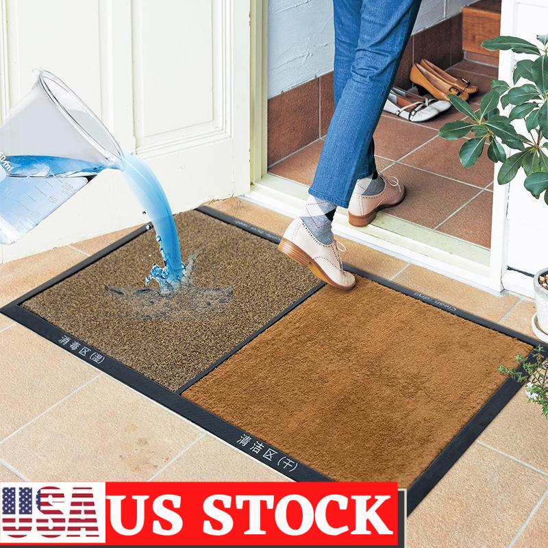 Disinfecting Mat Sanitizing Anti Slipping  Mat Entrance Mat Entry Rug Doormat