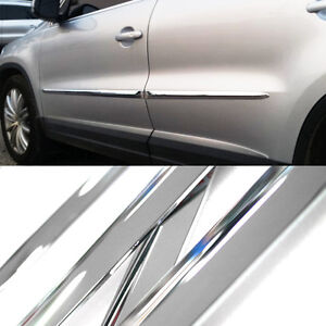 Integra door molding mouldings trim ebay - Acura integra exterior door handle ...