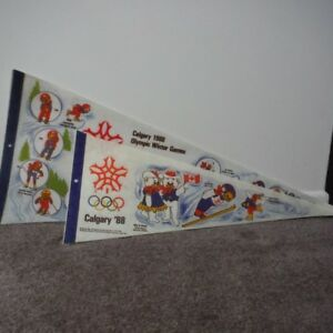 Olympic collectibles.