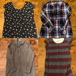 Huge fall/winter maternity clothing lot (or separate pieces)