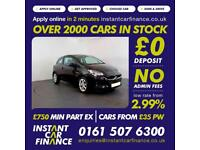 Vauxhall Corsa Energy Ac Ecoflex Hatchback 1.4 Manual Petrol BAD / GOOD CREDIT
