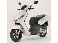 Peugeot Kisbee 50cc brand new pre reg bargain 3 miles