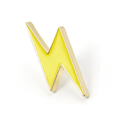 DC The Flash Logo Pin Metal Brooch Lightning Badge Cosplay Props Halloween Gifts](Cheap Halloween Jewelry)
