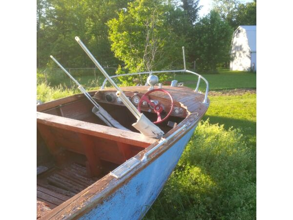 Used 1960 Other Wooden Boat