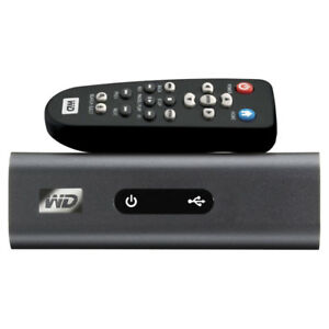 Western Digital WD TV Live Plus 1080p HD Media Player
