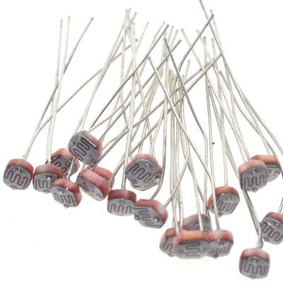 Ldr Photoresistor 5mm 12mm Light Dependant Resistor Various Versions Quantity