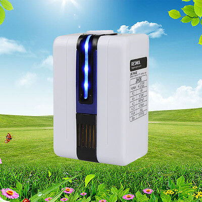 110-240V Negative Ion Home Mini Air Purifier Ozonator Purify Cleaner New Arrival
