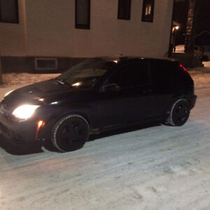 2007 Ford Focus Hatchback -Blacked Out -WILL SELL FAST-