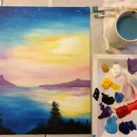 BYOB Paint Night - Have a fun night out!