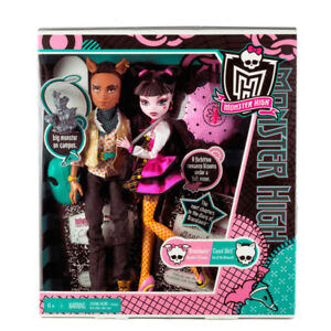 1st wave special edition Monster High Dolls