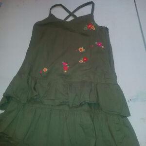 Gymboree Summer Dress size 7 Cambridge Kitchener Area image 1