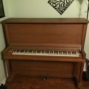 Free piano to a good home