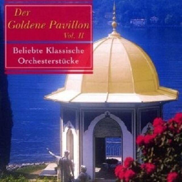 H./BLOMSTEDT,H./RSOB/SD/+ RÖGNER - DER GOLDENE PAVILLON VOL.2 2 CD NEU