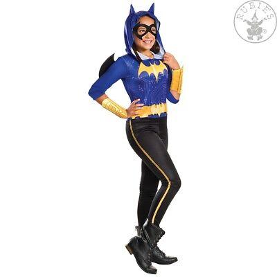 RUB 3620741 Batgirl DC Super Hero Girls Lizenz Kostüm Mädchen Kinderkostüm