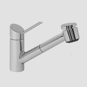 KWC Faucet With Pull Out Spout
