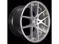 "19"" AVA Memphis on tyres for a Golf MK5 MK6 MK7 Jetta Caddy ETC"