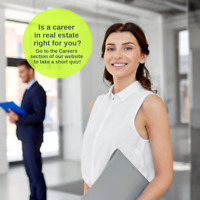 Thinking about a career in Real Estate? Your success starts here