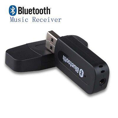 Premium Bluetooth Audio Dongle Adaptor for mp3/mp4 ipod speaker car Music Dock