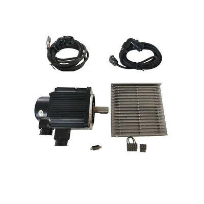 220v 5a Ac Servo Motor With Driver 2000rmin High Quality