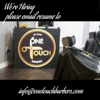 Looking for experienced barbers