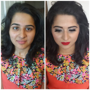 Makeup by Malika: Call to book an appointment!