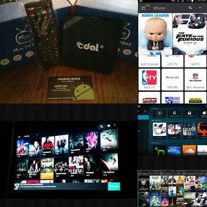 Android Box 6.0  (APK Box)  kodi 17.3