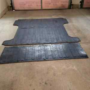 Great condition Dodge Ram box mats Cambridge Kitchener Area image 1