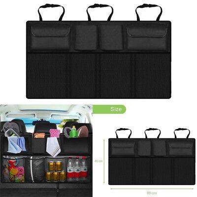 Kofferraum Organizer Cube (Auto KFZ Rückbank Rücksitz Aufbewahrung Tasche Organizer mit Netz Kofferraum HOT)