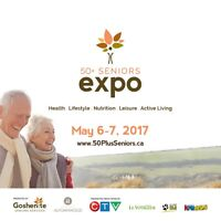 2nd annual 50+Seniors EXPO