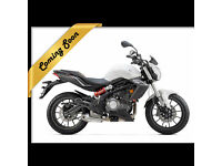 BENELLI BN 302 - NAKED MOTORCYCLE