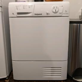Hotpoint FETC Freestanding Condenser Tumble Dryer