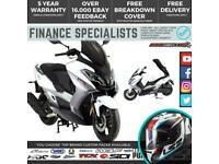 Lexmoto Pegasus 300 300cc Scooter FINANCE | UK DELIVERY | Large Maxi Scooter
