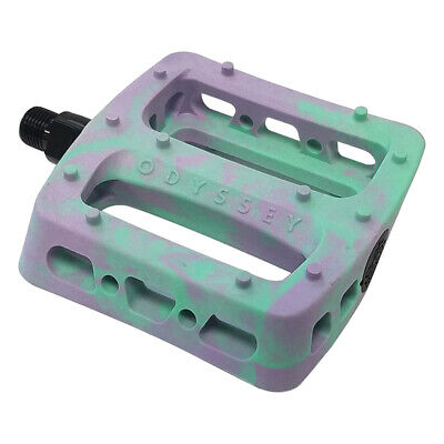 49699144ccf Pedals Odyssey MX Twisted Pro PC 9 16 Lavender Toothpaste Swirl