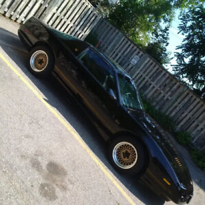 1992 Pontiac Firebird Trans Am GTA Coupe (2 door)