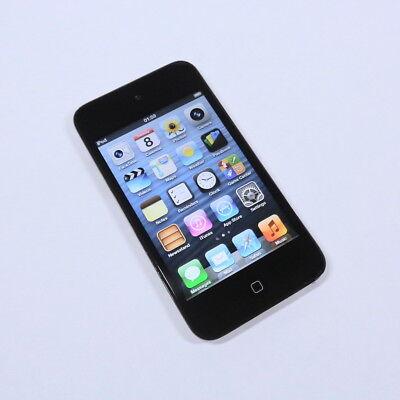 Apple iPod Touch 64GB 4th Gen Generation Black MP3 WARRANTY segunda mano  Embacar hacia Spain