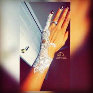 Bridal Henna Services starting from $175