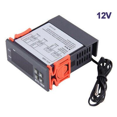Stc-1000 Digital Temperature Controller Thermostat Ac110-220v Ntc Probe Sensor
