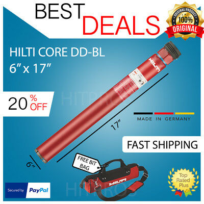 Hilti Core Bit Dd-bl 617 U4 Brand New Strong Fast Shipping