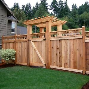 FENCE AND DECK EVENT-SAVE 10% ON ALL ORDERS**