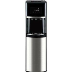 Primo Heavier Use Bottled Water Dispenser, Stainless Steel (MSRP $248)
