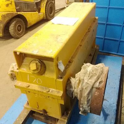 Zenar Reel Crane Hoist Drive Unit