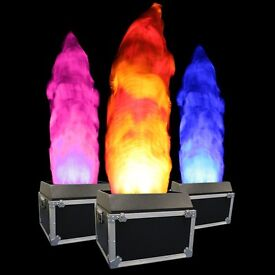 Equinox LED Flame Machine