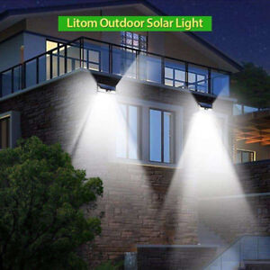 Luxury 118 LED solar lights for sale: don't pay for your energy