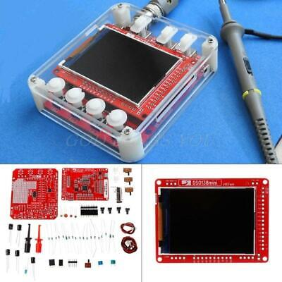New Dso138mini Digital Oscilloscope Kit Diy Learning Pocket-size Dso138 Upgrade