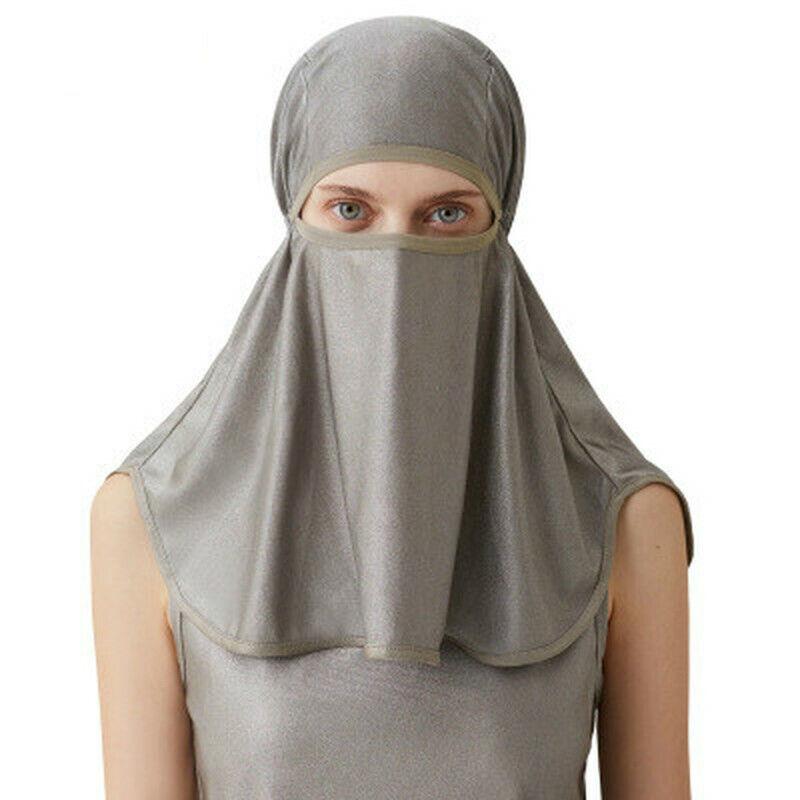 Anti Radiation Cap EMF Protection Face Mask Neck Thyroid Masks