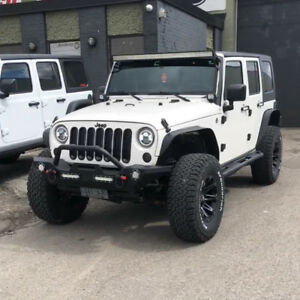 2007 Jeep Wrangler Unlimited **LOTS OF UPGRADES**
